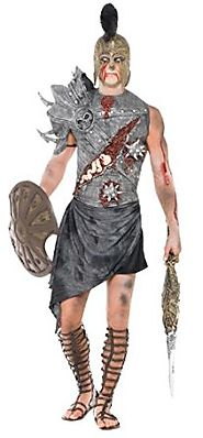 Fever Zombie Gladiator Costume