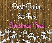 Best train set for Christmas tree this holiday season.