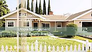 Santa Ana Property Management - 18581 Vanderlip Ave.