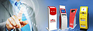 INDIA'S NO 1 INTERACTIVE KIOSK SOLUTION PROVIDER & MANUFACTURER
