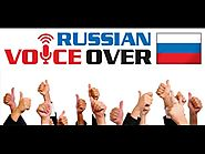Russian voice over talent - Russian voice actor - Russian VO recording