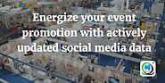 Energize your event promotion with actively updated social media | MLeads Blog