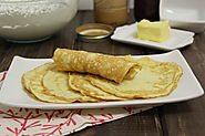 COCONUT FLOUR CREPES (SUGAR AND STARCH FREE)