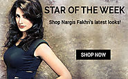 SHOP THE LATEST CELEBRITY STYLES & FASHION TRENDS