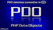 How to Make PDO Database Connection in PHP | Softcrayons Tech Solutons