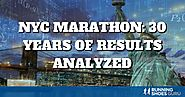 NYC Marathon: 30 Years of Results Analyzed