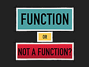 Function or Not?