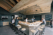 Marmol Radziner Designs KazuNori Interior - Design Milk