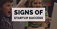 5 Signs Your Startup is Going Somewhere – Due.com