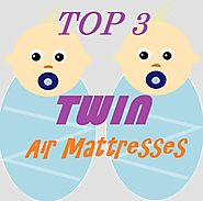 What Is The Best Twin Air Mattress Reviews For Camping, Raised & More