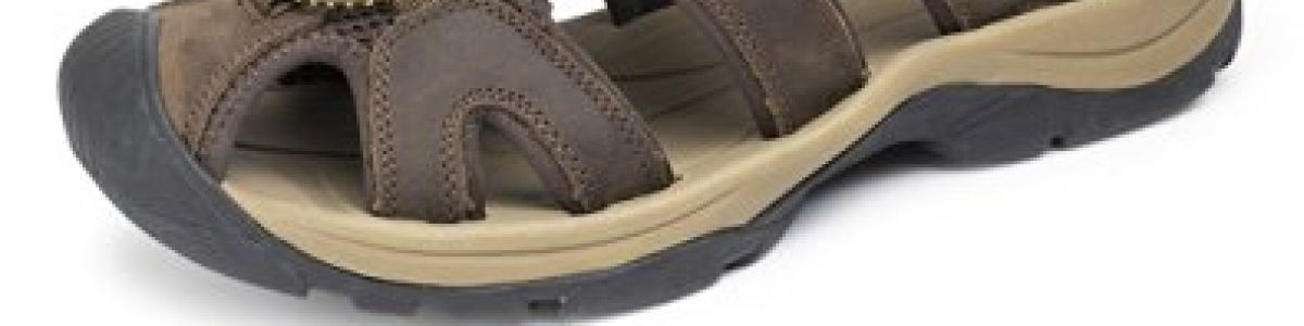 Headline for 10 Best Mens Hiking Sandals Reviews