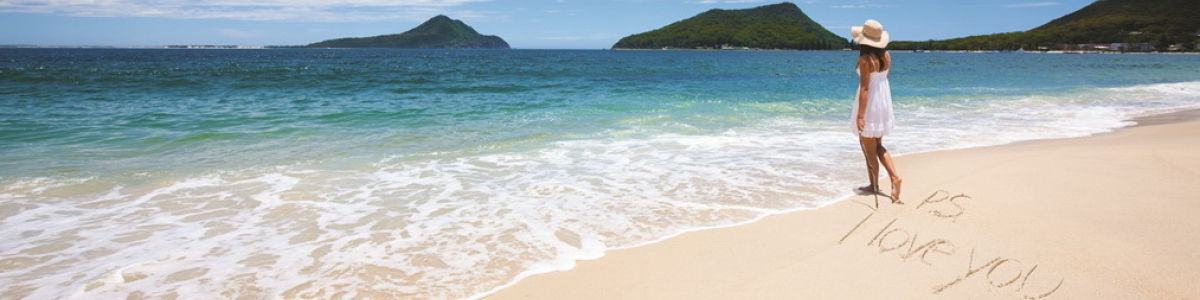 Headline for List of Beaches to Visit at Port Stephens – Holidaymaking at Its Best
