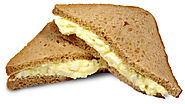 3. Egg Salad Sandwich