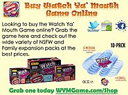 Buy Watch Ya' Mouth Game Online