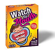 Watch Ya Mouth Game – The AUTHENTIC Mouthguard Party Game
