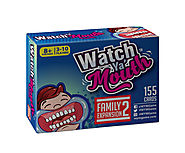Watch Ya' Mouth Family Expansion Pack #2 (155 cards + 6 blank cards)