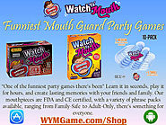 Watch Ya' Mouth - Funniest Mouth Guard Party Games