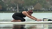 Paddle Board Yoga for Beginners