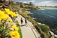 Indulge in a walk along the Coast Bondi to Coogee