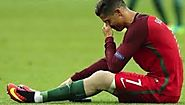 why Cristiano Ronaldo crying during the match | BuzzLeaks