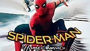 Upcoming movie : spider man home coming movie trailer , review & download | BuzzLeaks