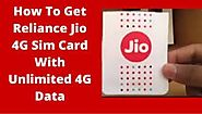 Fascinating Reliance Jio Sim Tactics | BuzzLeaks