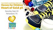 """Join Team Nicholson Clinic at the Heart of Gold 5K """