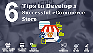 6 Tips to Develop a Successful eCommerce Store