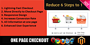 Ask Less With OnePage Checkout And They'll Buy More