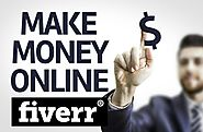 Best Ways to Make Money with Fiverr -WaysToWorkOnline-