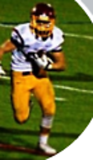 (WA) RB/Safety Connor Gregoire (O'Dea) 5-10, 190
