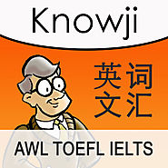 Knowji AWL+ (Academic Word List)