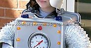 Coolest Homemade Robot Costume Ideas