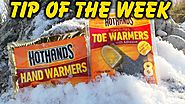 "Unique Uses For Hand Warmers - ""Tip Of The Week"" E31"