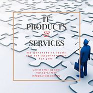 IT Products and Services B2B Lead Generation
