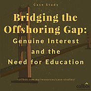 Bridging the Offshoring Gap: Genuine Interest and the Need for Education