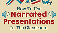 How to Use Narrated Presentations With Voice Overs in the Classroom