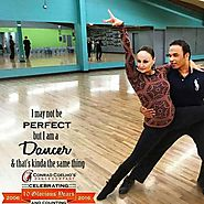 Latin Ballroom Dance Classes in Mumbai - Conrad Coelho