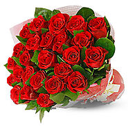 Send Fresh Roses Online To Your Loved One