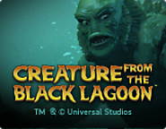 Play Creature from the Black Lagoon Slot Free | Review