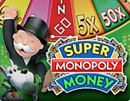 Super Monopoly Money Slot FREE to Play Online - Review