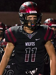 Jarred Ellisen 6-6 225 DE/TE Tualatin