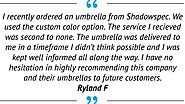 Sunbrella Patio Umbrellas in US - Shadowspec.com