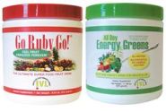 Go Ruby Go!® & All Day Energy Greens® Combo _ IVLProducts.com