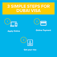 3 Steps To Apply For Dubai Visa