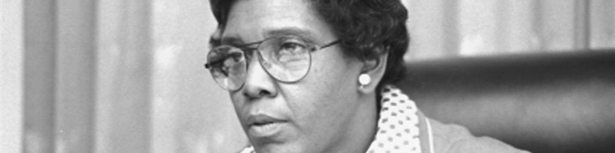 Headline for Barbara Jordan