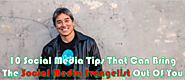 10 Social Media Tips That Can Bring an Evangelist out Of You