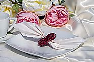 How To Crochet Napkin Rings