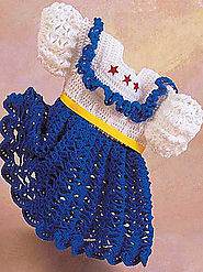 Abby pattern by Robin L. Murphy