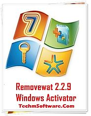 RemoveWat 2.2.9 Windows 7, 8, 8.1, 10 Activator Download %%